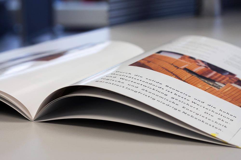 Broschüren von Signus Werbetechnik