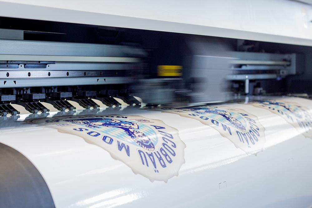 Digitaldruckaufkleber in Deggendorf