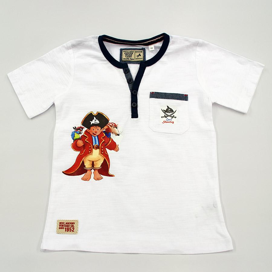 Flexdruck auf T-Shirt